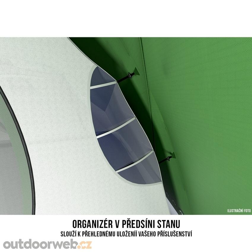 b4db503ecfed8 Boston 8 zelená - HUSKY - stany - camping - 7 490 Kč