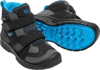 HIKEPORT MID STRAP WP K black/blue jewel