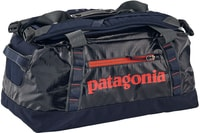 Black Hole Duffel 45L, navy blue / paintbrush red