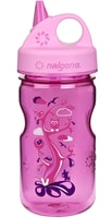 Grip-n-Gulp Kids 350ml Pink w/Woodland Art