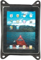 TPU Guide Waterproof case for Medium Tablet black