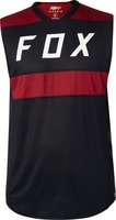 Flexair muscle tank Black