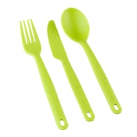 Camp Cutlery Set lime