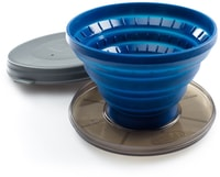 Collapsible Java Drip blue