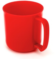 Cascadian Mug red