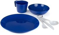 Cascadian 1 Person Table Set blue