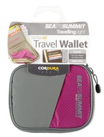 TL Travel Wallet RFID S berry/grey