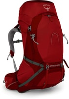 Atmos AG 50l II, rigby red
