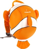 Animal Toddler Daysack 2l, clownfish
