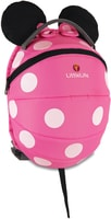 Disney Kids Daysack 4L, Pink Minnie