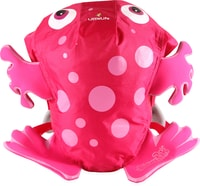 Animal Swim Paks 10L, Pink Frog