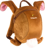 Animal Toddler Daysack 2l, rabbit