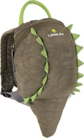 Animal Toddler Daysack 2l, crocodile