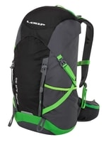 ALPIZ AIR 30, black/green