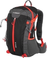 Alpinex 25, black/red