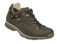 MIGUASHA LOW NUBUK GTX W, olive green/light grey