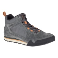 BURNT ROCK TURA MID SUEDE granite