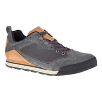 BURNT ROCK TURA SUEDE granite