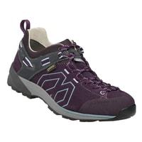 SANTIAGO LOW GTX W dark purple/light blue