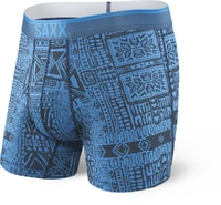 QUEST 2.0 PRINT BOXER FLY, blue dive tribe