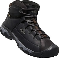 TARGHEE LACE BOOT WP M BLACK/RAVEN