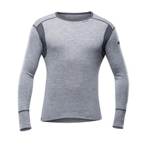 Hiking Man Shirt, grey melange