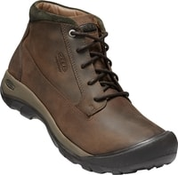 AUSTIN CASUAL BOOT WP M CHOCOLATE BROWN/BLACK OLIVE