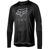 Defend Ls Foxhead Jersey Black