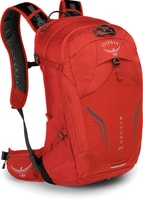 SYNCRO 20 II, firebelly red