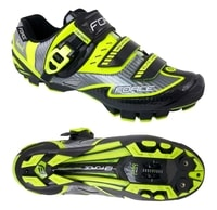 MTB CARBON DEVIL, fluo