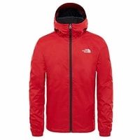 M QUEST JACKET RAGE RED BLACK HEATHER