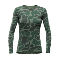 Camo Woman Shirt, zelená