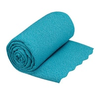 AIRLITE TOWEL 36x36 S Pacific Blue