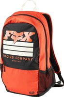 180 Moto Backpack Atomic Orange 27l