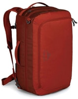 TRANSPORTER CARRY-ON 44, ruffian red