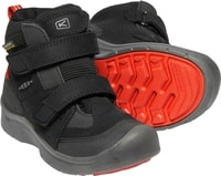 HIKEPORT MID STRAP WP C black/bright red