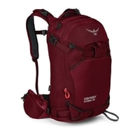 KRESTA 30, rosewood red