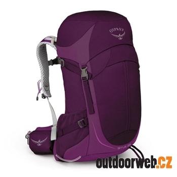 73a33bf00c SIRRUS 26 II ruska purple - OSPREY - turistické - batohy - 3 149 Kč