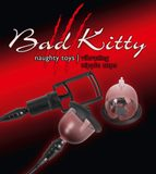Bad Kitty Vibrating Nipple Cup