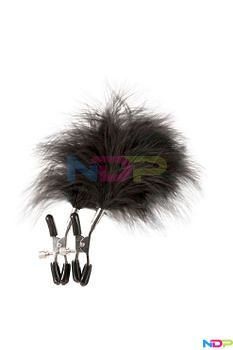 Adjustable Nipple Clamps Feather