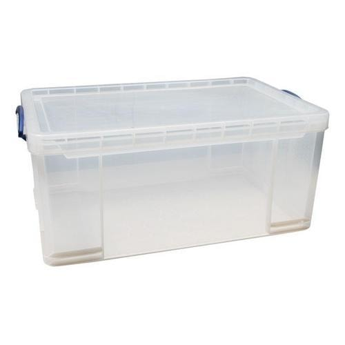 da3bf2a1a Ebal.cz - obalový materiál - Plastový úložný box s víkem na klip ...