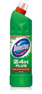Domestos WC čistič 24h plus, 750 ml, 20 ks