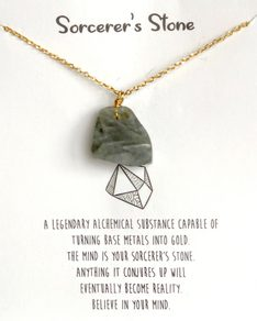 MUST HAVE series: Labradorite Crystal