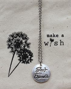 MAKE A WISH: Silver Best Friends