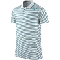 Pánské polo DF COTTON STRIPE PIQUE POLO