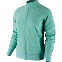Dámská bunda Nike ADVANTAGE HEATHERED WOVEN JACKET