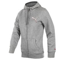 Dámská mikina PUMA SP HOODED SWEAT JACKET FLEECE