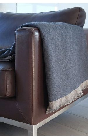 charcoal marl natural brown