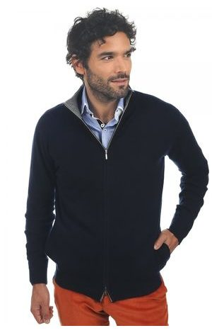 dress blue grey marl