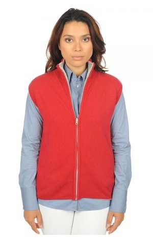 flanelle chine blood red